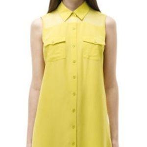 Club Monaco Lulu Silk Dress